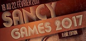 Sancy Games 2017 - 8ème édition du Festival des Jeux Vidéo