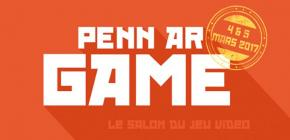 Salon du jeu vidéo Penn ar Game 2017