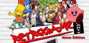 Retro Game Party 4ème Edition
