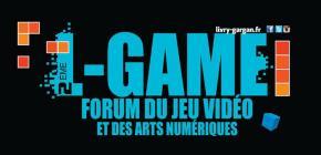 L-Game - 2ème Forum du Jeu Vidéo de Livry-Gargan