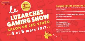 Luzarches Gaming Show 2017
