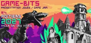 Game-Bits #4 - Poitiers 2027, ville de Jeu Vidéo
