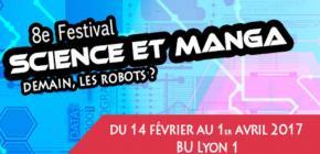 Festival Science et Manga 2017 - édition robots