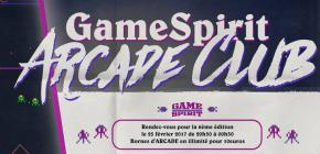 GameSpirit Arcade Club 2017 - 6ème édition