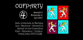Ouf Party 4 - retrogaming