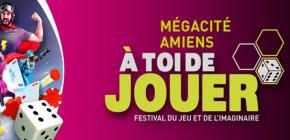 A toi de Jouer - Festival du jeu et de l'imaginaire 2017