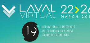 Laval Virtual 2017 - 19èmes Rencontres Internationales de Technologies et Usages du Virtuel