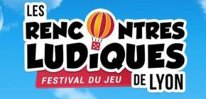 Les Rencontres Ludiques de Lyon 2017
