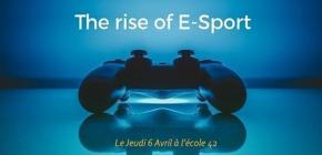 The Rise of E-sport