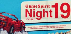 Night GameSpirit #19 - Bornes d'arcade et flipper en illimité