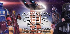 Avignon Geek Expo 2018 - 2ème édition