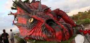 Cidre et Dragon 2017 - 8ème édition du festival Médiéval Fantasy