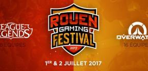 Rouen Gaming Festival 2017