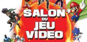 Salon du jeu vidéo de Carry le Rouet