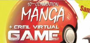 Manga Creil 2017 - 10ème convention manga à Creil