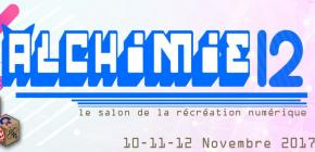 Alchimie - 12ème édition du salon de la récréation numérique