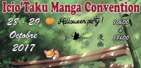 Icio'Taku Manga Convention