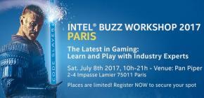 Intel Buzz Workshop Paris 2017