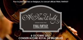 A New World - Intimate music from Final Fantasy