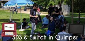 3DS and Switch in Quimper