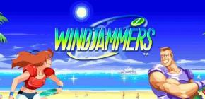 Tournoi Windjammers Arcade