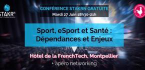 Sport, eSport et Santé - dépendances et enjeux