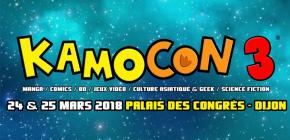 Kamo Con 2018 - salon de la culture asiatique