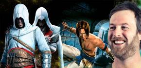 Masterclass de Patrice Désilets, créateur de Assassin's Creed, Prince of Persia : Les Sables du Temps et Ancestors