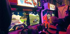 Coin-Op Legacy Arcade Weekend au Point Éphémère