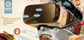 5e Indie Game Contest - Retrogaming - VR Corner au Festival Européen du Film Fantastique de Strasbourg