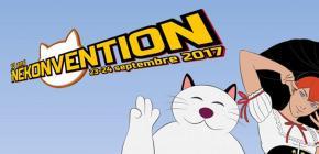 Nekonvention 2017 - 10ème édition de la convention manga et jeux vidéo