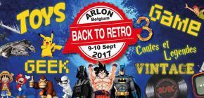 Back to retro Arlon 2017 - Contes et Légendes