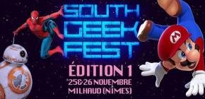 South Geek festival 2017 - Salon Geek et Science-fiction