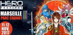 HeroFestival 2017 - quatrième édition du salon des héros BD, Jeux vidéo et Séries