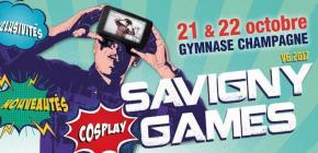 Savigny Games 2017 - 6ème édition du Salon du Jeu Vidéo