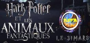 Convention ASFA 2018 - Spéciale Harry Potter et les Animaux Fantastiques