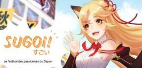 Sugoi ! - édition 2017 du festival des Passionnés du Japon
