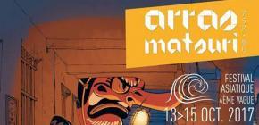 Arras Nihon Matsuri 2017 -4ème édition du Festival Asiatique d'Arras