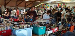 Edition Winter - Vide Grenier du Geek de Lons