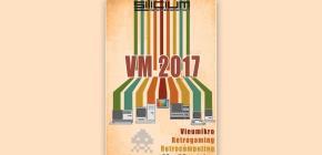 Vieumikro 2017 - 23ème édition de la convention des vieux ordinateurs