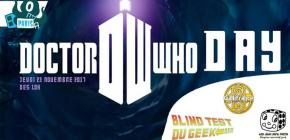 Doctor Who Day 2017