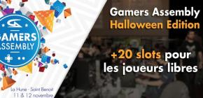 Gamers Assembly Halloween Edition