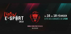 Lyon e-Sport 2018 - 11ème édition de la compétition League of Legends