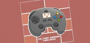 JMJV 2017 - Culture Gaming Toulouse