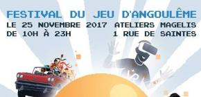 FJA 2017 - Festival du Jeu d'Angoulême