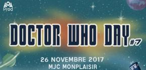Doctor Who Day 2017 - 7ème édition