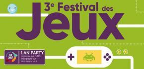 Festival des Jeux de Troyes 2017 - troisième édition