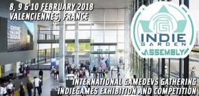 Indie Garden Assembly - événement international du jeu vidéo indépendant
