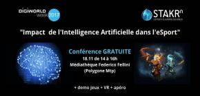 L'Intelligence Artificielle dans l'esport