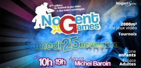 Nogent Games 2017 - 6ème édition du festival du jeu vidéo et des loisirs numériques